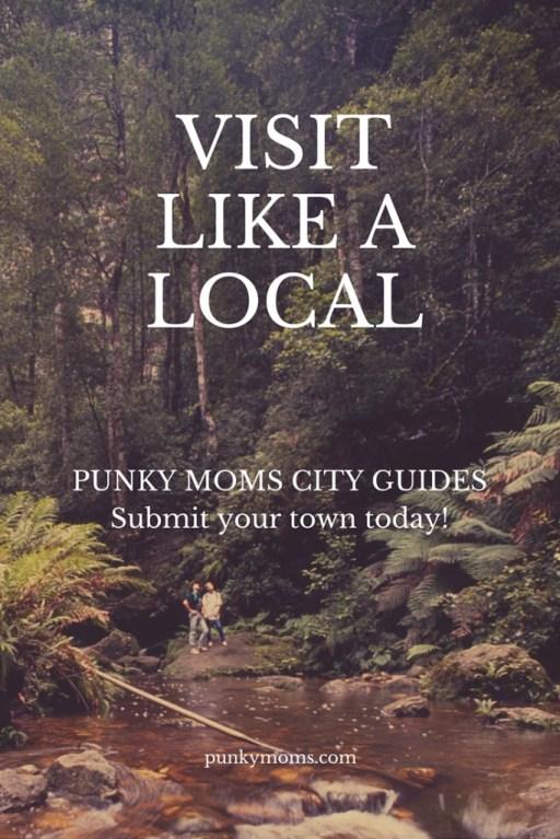 city guides for parents
