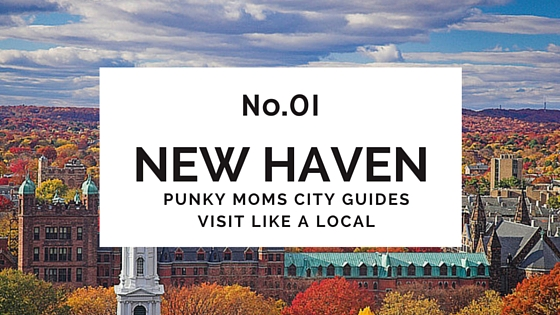 new haven city guide
