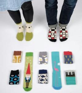 Galentine's Day - sock subscription cardigan