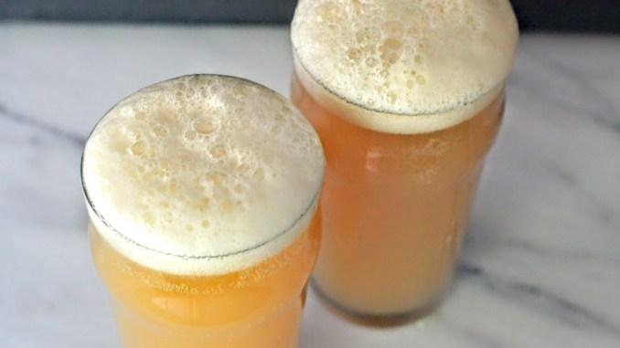 Shandy Mocktail Cocktail Recipe