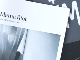 Riot Grrrl forever. We are always excited to share the important work of fellow mamas. PMUK members have created a kickass zine called Mama Riot.