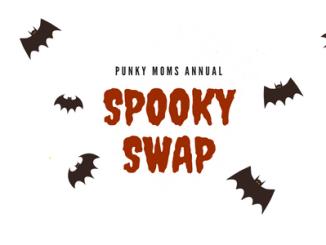 The Halloween Swap is on!