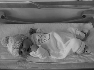 The Birth Story Of Edward. When you try and keep the birth plan simple and then it doesn't at all.