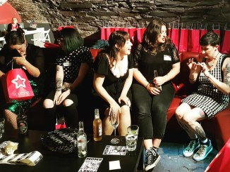 Bristol Punk night out - Bristol Punky Moms #welovesuperdrug