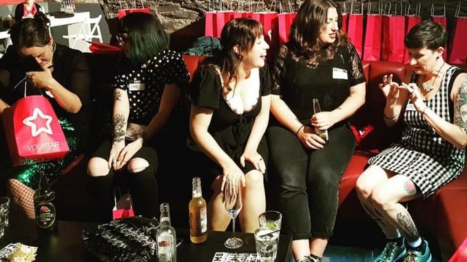 Bristol Punk night out - Bristol Punky Moms #welovesuperdrug