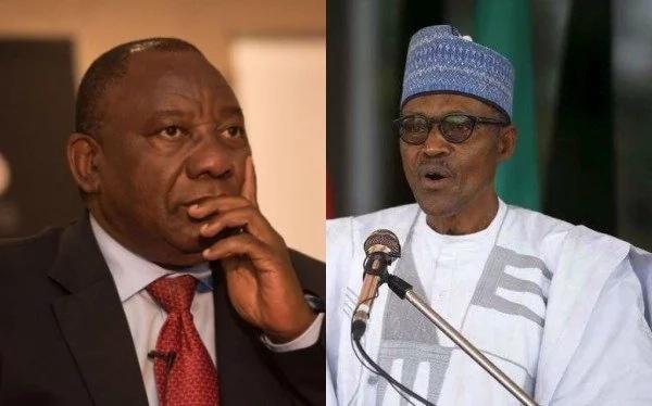 A Play of Two Cities: Ramaphosa vs. Buhari
