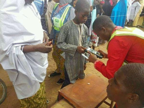'Underage voting is not new, and certainly not wrong!'