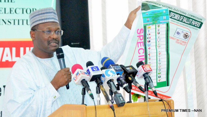 Smaller parties ask INEC to share void votes equally among them