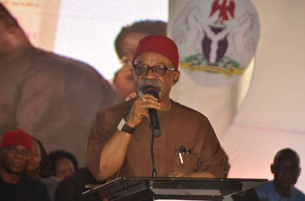 Ngige refers to witch, native doctors…spiritual healers when he said 'Nigeria has enough doctors'