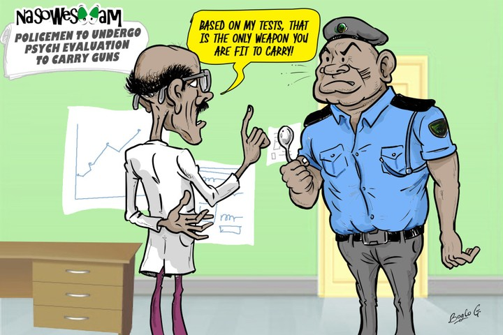 Immorality now Nigeria's greatest security challenge, say police after 'Operation Risky Bob'