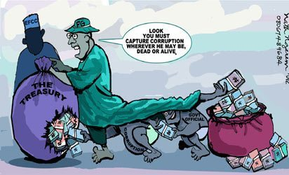 Criminal prosecution 101: How to battle corruption; Nigerian Style!