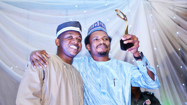 Woman-beating senator, Abbo, gives hope to others like him, says award cttee