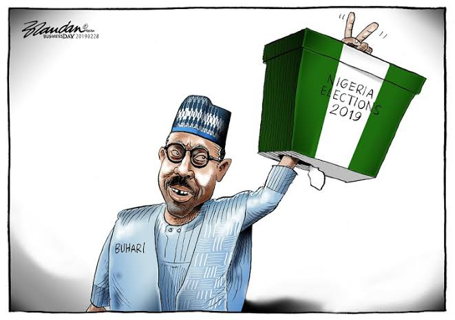 I can't forget the month Of FeBuhari