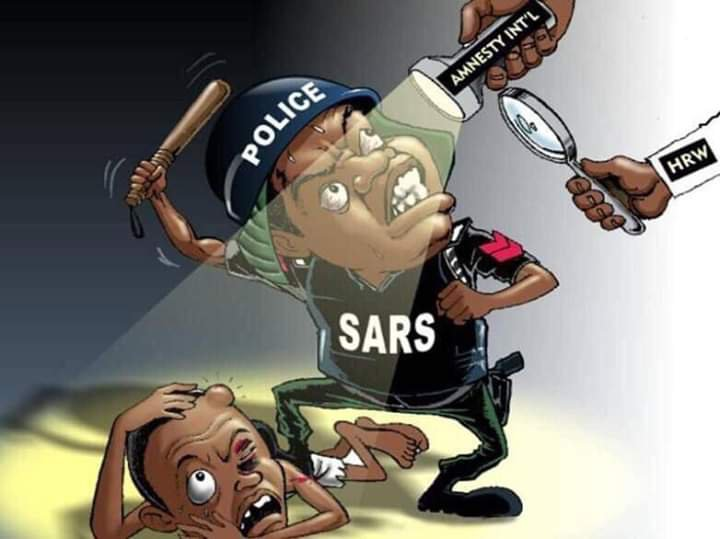 Lockdown: SARS officials hit rock bottom, to start door-to-door 'anti-crime' visits