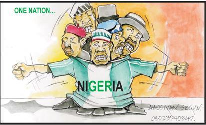 Nigeria's just 61. Cut her some slack.