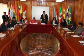 Viceministro de Poblaciones Vulnerables, Mario Gilberto Ríos Espinoza, destacó el trabajo de las Demunas de Puno en la protección de niños.