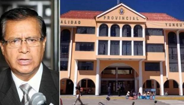 Condenan a ocho años de prisión a ex alcalde provincial de Yunguyo