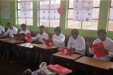 Capacitan a 40 jóvenes puneños para trabajar en sector construcción