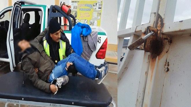 Heridos En Accidente Denuncian Que No Fueron Atendidos En Centro De Salud