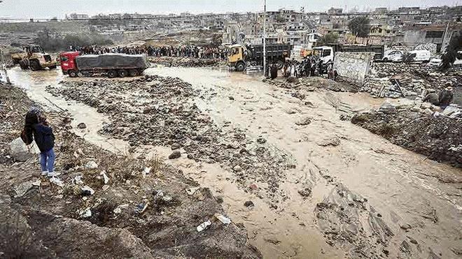 Más de 634 mil casas del sur en riesgo por lluvias