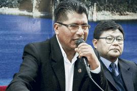 Gobernador Aduviri dice que gas de Camisea está contaminado por la corrupción