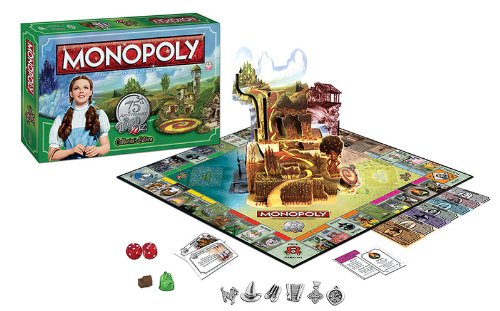 Monopoly Wizard of Oz