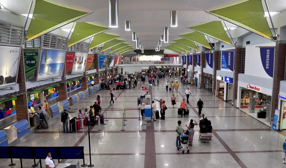 Resultado de imagen para aeropuerto de las americas