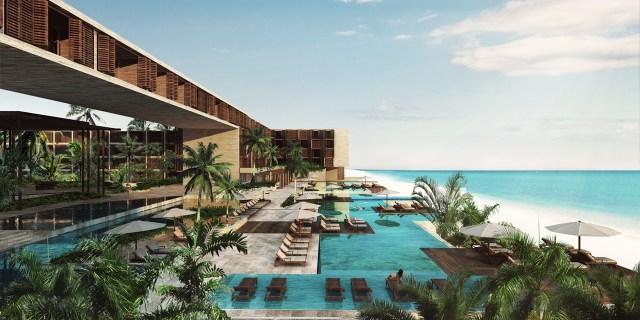Hyatt Playa del Carmen Resort que entrará en operación en junio del 2017