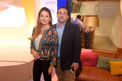 Adriana Jimenez y Rafik Perez