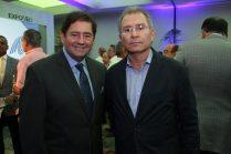 Michel de Prisco y Luis Carlos Serra