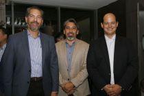 Franquis Caraballo, Carlos Prato, Alejandro Cambiazo