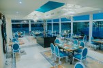 Exclusivo restaurante gourmet Il Cielo del Ancora Punta Cana Resort en la Marina de Cap Cana