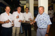 RomelPimentel,EugenioAlliata,alexCalleyFrankRainieri