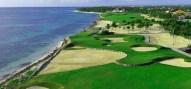 La Cana golfbanen i Punta Cana