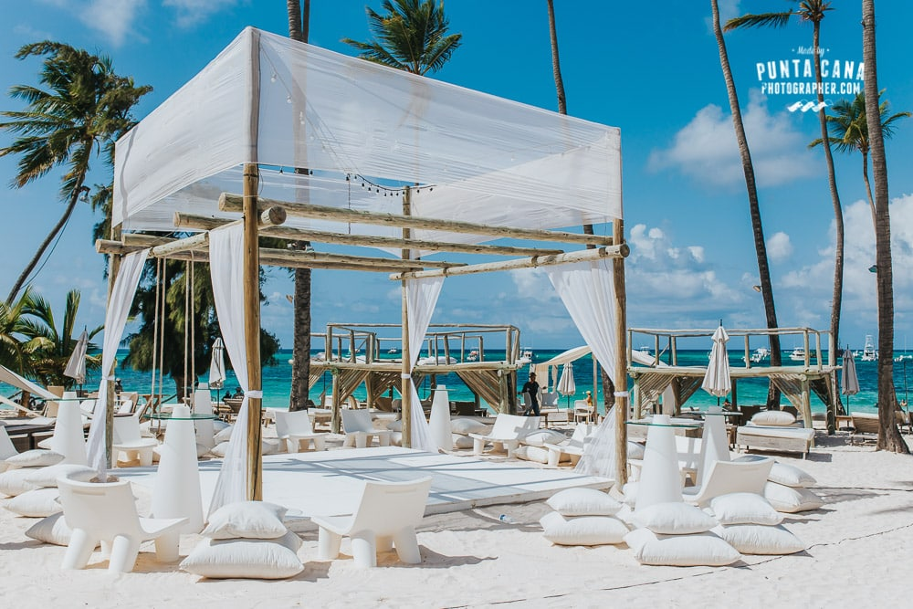 Plan Your Wedding At Jellyfish Restaurant Punta Cana