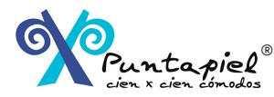 logo puntapiel marca registrada