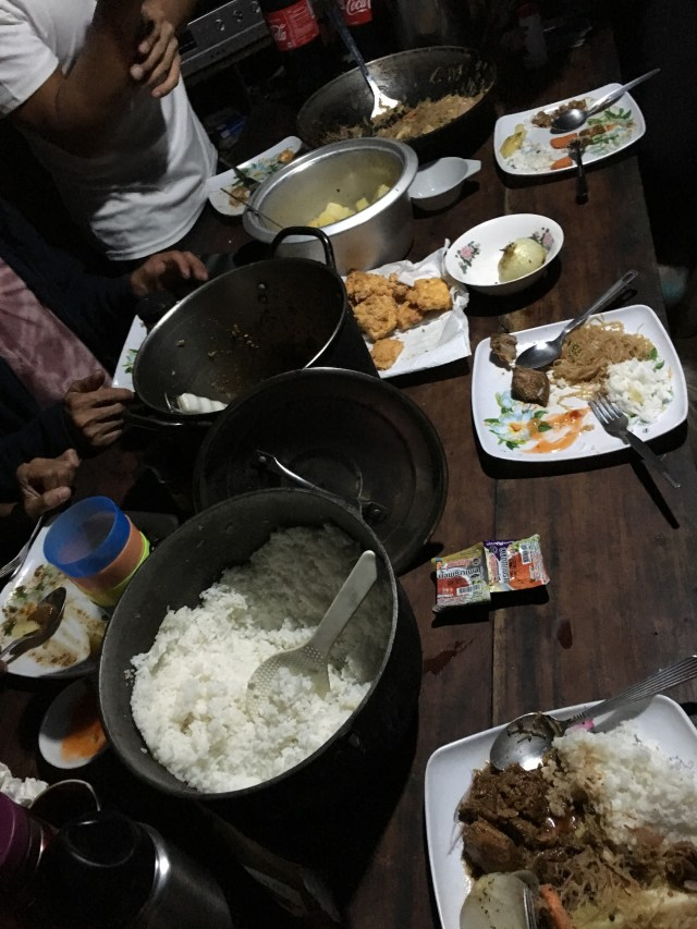 Our food