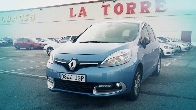 Renault Scenic - PUNTA TACON TV
