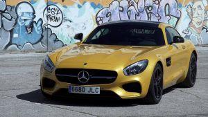 Mercedes AMG GTs - PUNTA TACON TV
