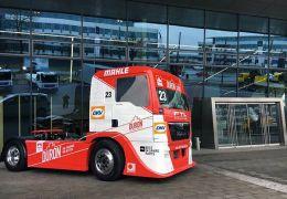 Camión MAN con el que competirá Antonio Albacete - PUNTA TACÓN TV