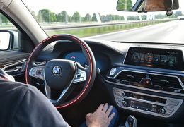 Conducción autónoma Grupo BMW - PUNTA TACÓN TV
