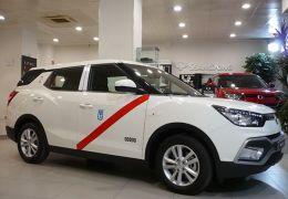 SsangYong XLV G16 GLP Taxi - PUNTA TACÓN TV