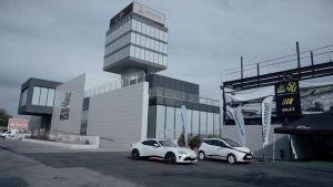 Copa Kobe Motor - PUNTA TACON