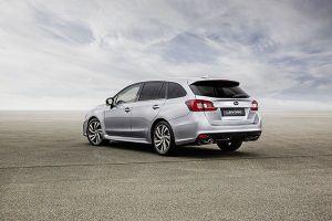 Subaru Levorg trasera - PUNTA TACÓN TV