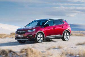 Opel Grandland X en arena - PUNTA TACÓN TV