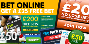Free Bets Online Matched Betting Earn Money
