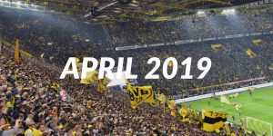 April 2019: Top Football Tipsters
