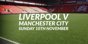 Liverpool v Man City Betting Tips — November 10th, 2019 @ 4.30pm