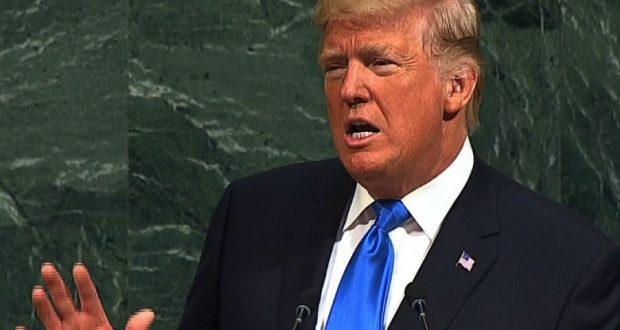 """Donald Trump:-""""Waxaan hormuud ka noqonayna garab istaaga Soomaaliya"""""""