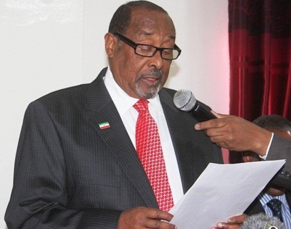 Madaxweyne Siilaanyo oo war ka soo saaray doorashada Somaliland.